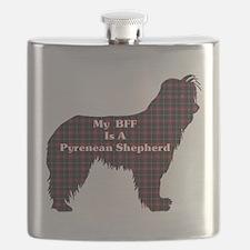 BFF Pyrenean Shepherd Flask
