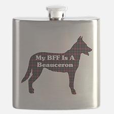 BFF Beauceron Flask