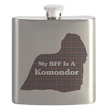 BFF Komondor Flask