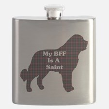 BFF Saint Bernard Flask