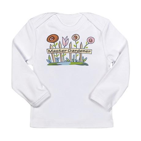 Master Gardener Long Sleeve Infant T-Shirt