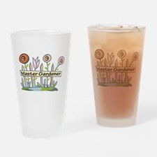 Master Gardener Drinking Glass