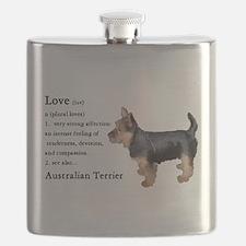 australian terrier head study.png Flask