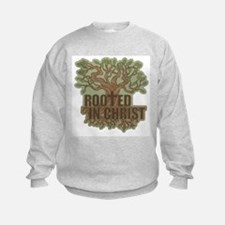 Rooted in Christ Sweatshirt