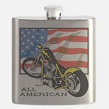 All American Chopper Flask