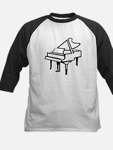 Grand piano Kids Baseball Jersey