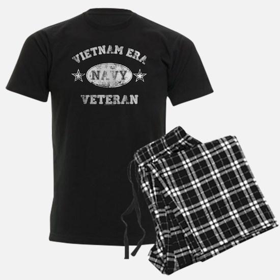 Vietnam Era Vet Navy pajamas