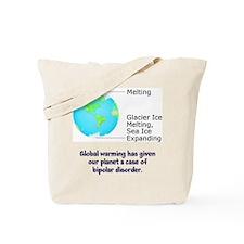 Bipolar Disorder Tote Bag