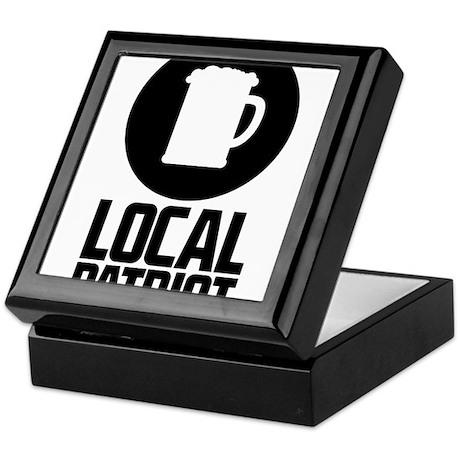 Local Patriot Beer Keepsake Box