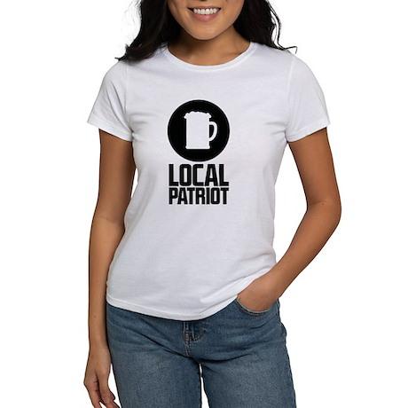 Local Patriot Beer Women's T-Shirt