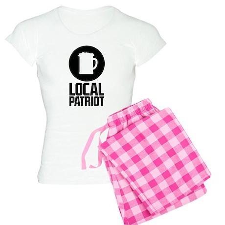 Local Patriot Beer Women's Light Pajamas