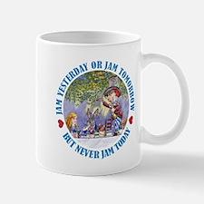 But Never Jam Today Mug