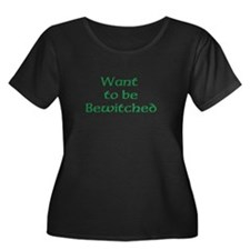 want to be bewitched T