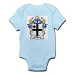 Haddock Coat of Arms Infant Creeper