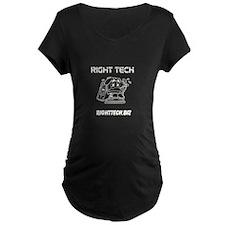 black shirt T-Shirt