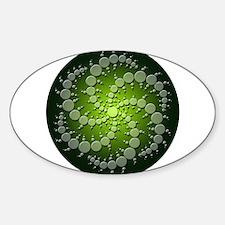 Green Rasa Decal