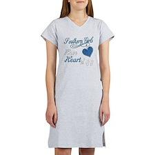 HMTM Rock On Women's Cap T-Shirt