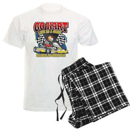 Go Kart Life Men's Light Pajamas