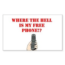 Free Phone Decal