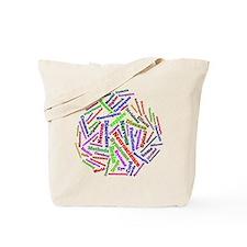 Brain Cloud1 Tote Bag