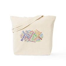 Brain Cloud2 Tote Bag