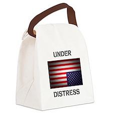 Under Distress Canvas Lunch Bag