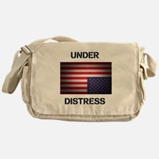 Under Distress Messenger Bag