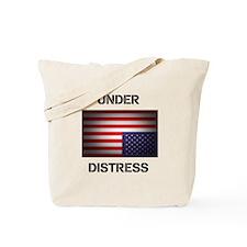 Under Distress Tote Bag