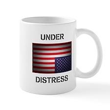 Under Distress Small Mug