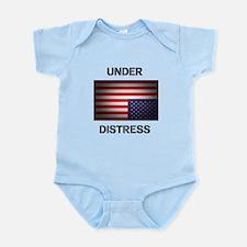 Under Distress Infant Bodysuit