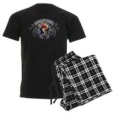 Wrestling My Sport Pajamas