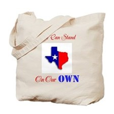 On Our Own Tote Bag