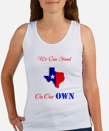 On Our Own Women's Tank Top