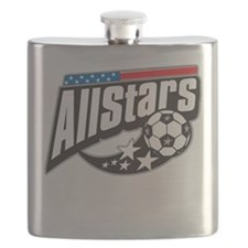 Soccer All Stars Flask