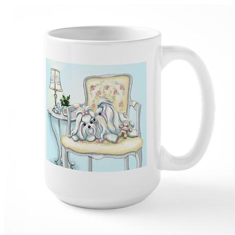 Forever in Love Large Mug