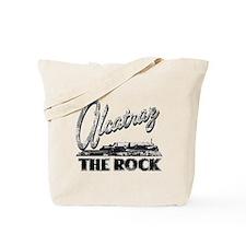 Alcatraz The Rock Tote Bag