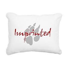 2-imprinted.png Rectangular Canvas Pillow