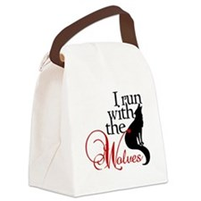 runwithwolves.png Canvas Lunch Bag