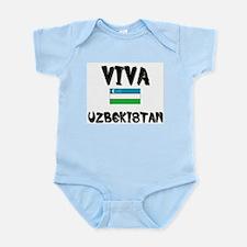 Viva Uzbekistan Infant Creeper