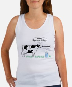 Milk…I am Your Father! Women's Tank Top