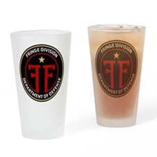 Alternate Fringe DIvision Drinking Glass