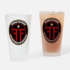 Alternate Fringe DIvision Drinking Glass
