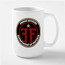Alternate Fringe DIvision Mug