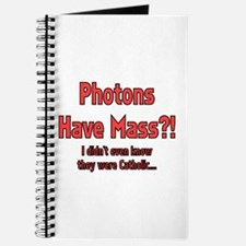 Photons have mass!? Journal