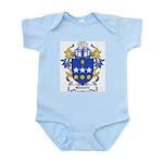 Grosett Coat of Arms Infant Creeper