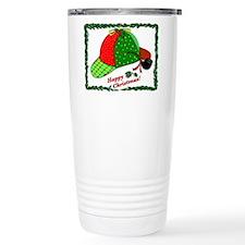 Happy Christmas Travel Mug