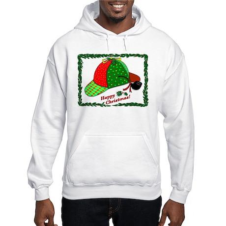 Happy Christmas Hooded Sweatshirt