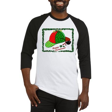 Happy Christmas Baseball Jersey