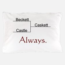 Beckett Castle Caskett Always Pillow Case