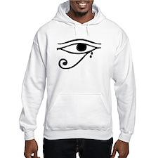 Eye of Horus Tears Hoodie